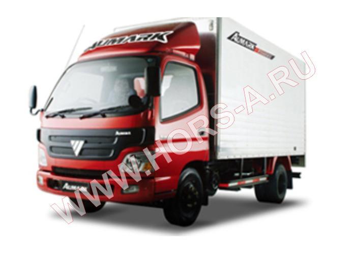 Модель грузовика Фотон. Beiqi